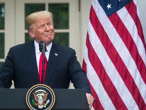 Cu 1.000 de decese pe zi, Trump crede că SUA au depășit criza de Covid-19
