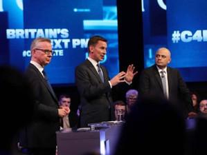 Candidații la funcția de premier al Marii Britanii s-au confruntat în prima dezbatere televizată