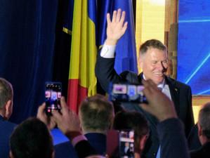 Klaus Iohannis, președintele românilor pentru a doua oară