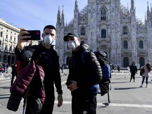 Alertă de gradul I în Europa: Italia, al doilea cel mai mare focar de infecție cu coronavirus, după