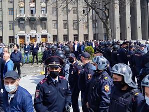 Epidemia de coronavirus le dă curaj rușilor să protesteze împotriva regimului de la Kremlin