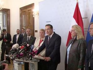 După căderea Guvernului de extremă dreaptă, Austria are un nou Cancelar