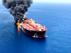 Statele Unite ale Americii i-a convins pe toți că Iranul a comis atacurile asupra petrolierelor din