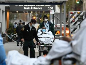 SUA au depășit pragul de 100.000 de decese cauzate de Covid-19