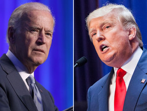 """Joe Biden către Donald Trump: """"Haide, eşti cel mai rău preşedinte pe care l-a avut vreodată America!"""