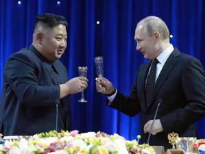 Deși nu s-a încheiat cu decizii majore, summitul dintre președintele rus și liderul Coreei de Nord a