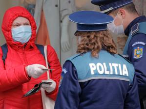 Numărul de infecții cu coronavirus apărute în ultimele două săptămâni a urcat România pe locul II în