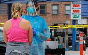 """OMS: """"Pandemia de Covid-19 este în continuă expansiune, dar creșterea cazurilor și a deceselor a înc"""