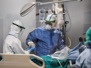 Pandemia de coronavirus rămâne trauma celor din prima linie