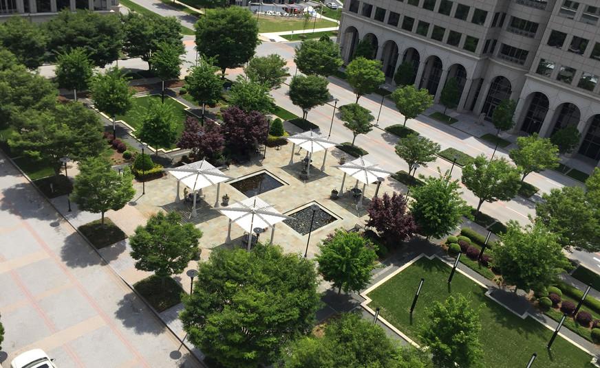 04Glenlake Plaza BEFORE.JPG