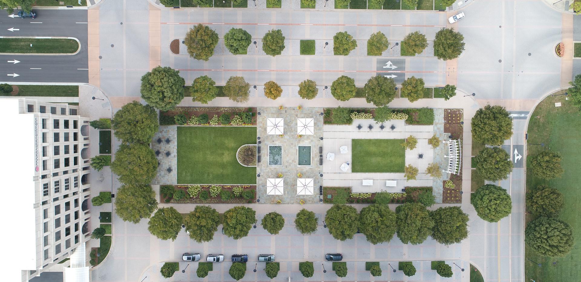 05Glenlake Plaza After.JPG