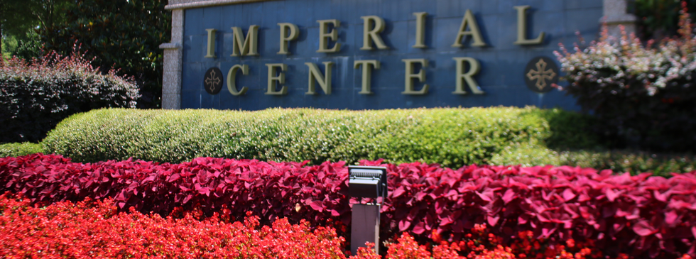 Imperial Center Main Entrance