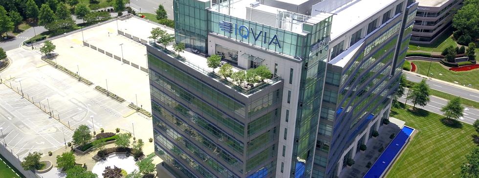 IQVIA C-Suite Terrace