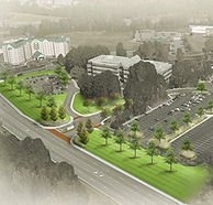 GreenView Partners, Master Planning, Central Park, Durham
