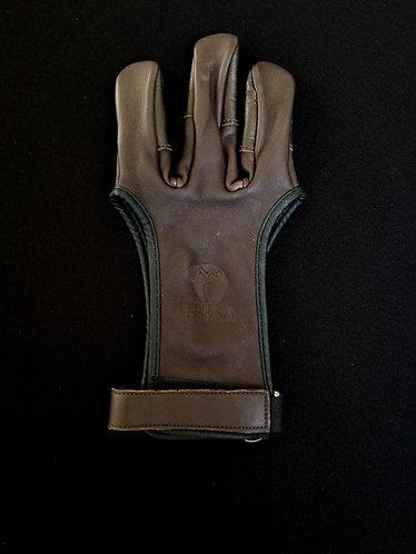 Bearpaw Deerskin Shooting Glove