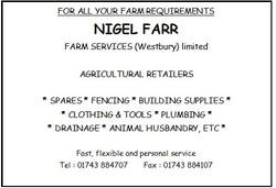 Nigel Farr