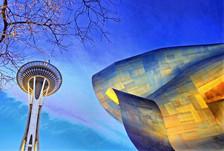 Seattle Center - 16 miles