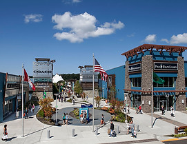 Seattle Premium Outlet -  26 minutes