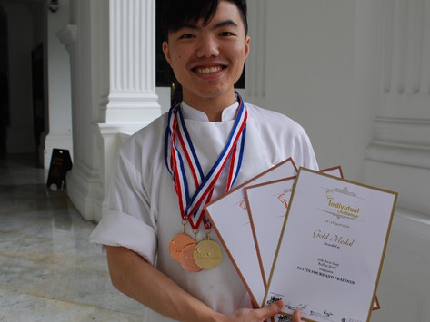 OUR INTERNATIONALLY AWARDED LOCAL TALENT- XUAN