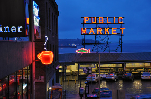 Pikes Place Market - 17.2 miles