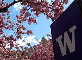 University of Washington - 20 minutes drive