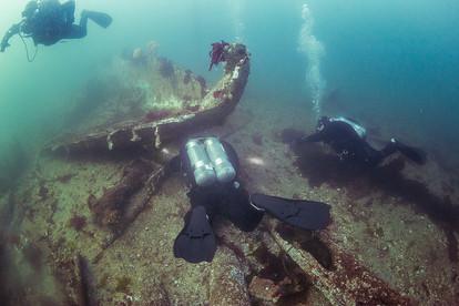 Edmonds Underwater Park - 15 minute drive