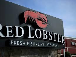 Red Lobster - 3 minute walk