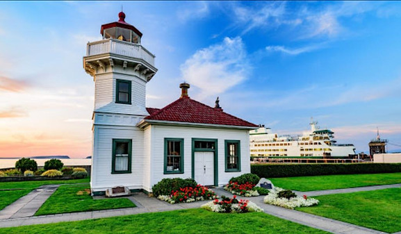 Mukilteo Lighthouse - 10 miles