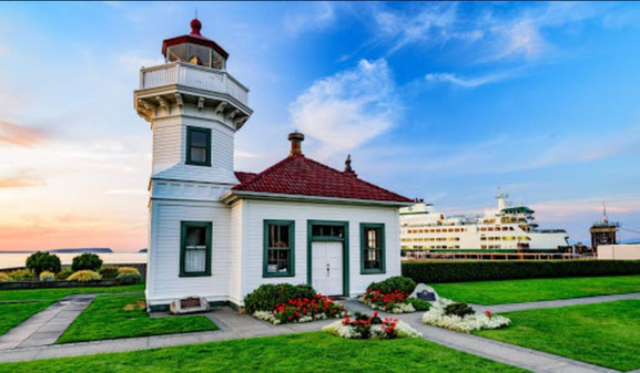 Mukilteo Lighthouse - 10 miles