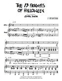 13 Frights of Halloween Song