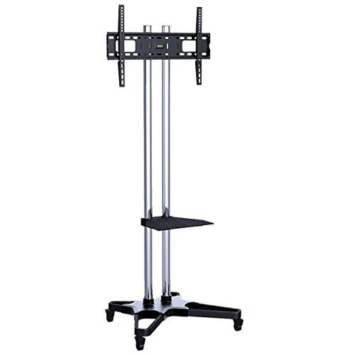 Height Adjustable Mobile TV Stand   37 To 70 Inch The Mobile TV Cart Offers  Complete Solution By Serving A Variety Of Projection Needs For Businesses,  ...