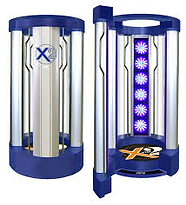 X2 High-Pressure Tanning Bed