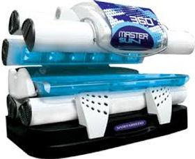 Mastersun 360 High-Pressure Tanning Bed