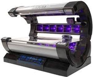The Matrix L33 High-Pressure Tanning Bed