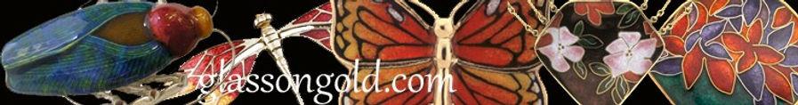 Enamel Jewelry Restoration & Repair by Joan Strott Alvini