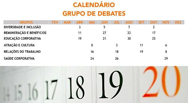 abprh calendário grupos de debates