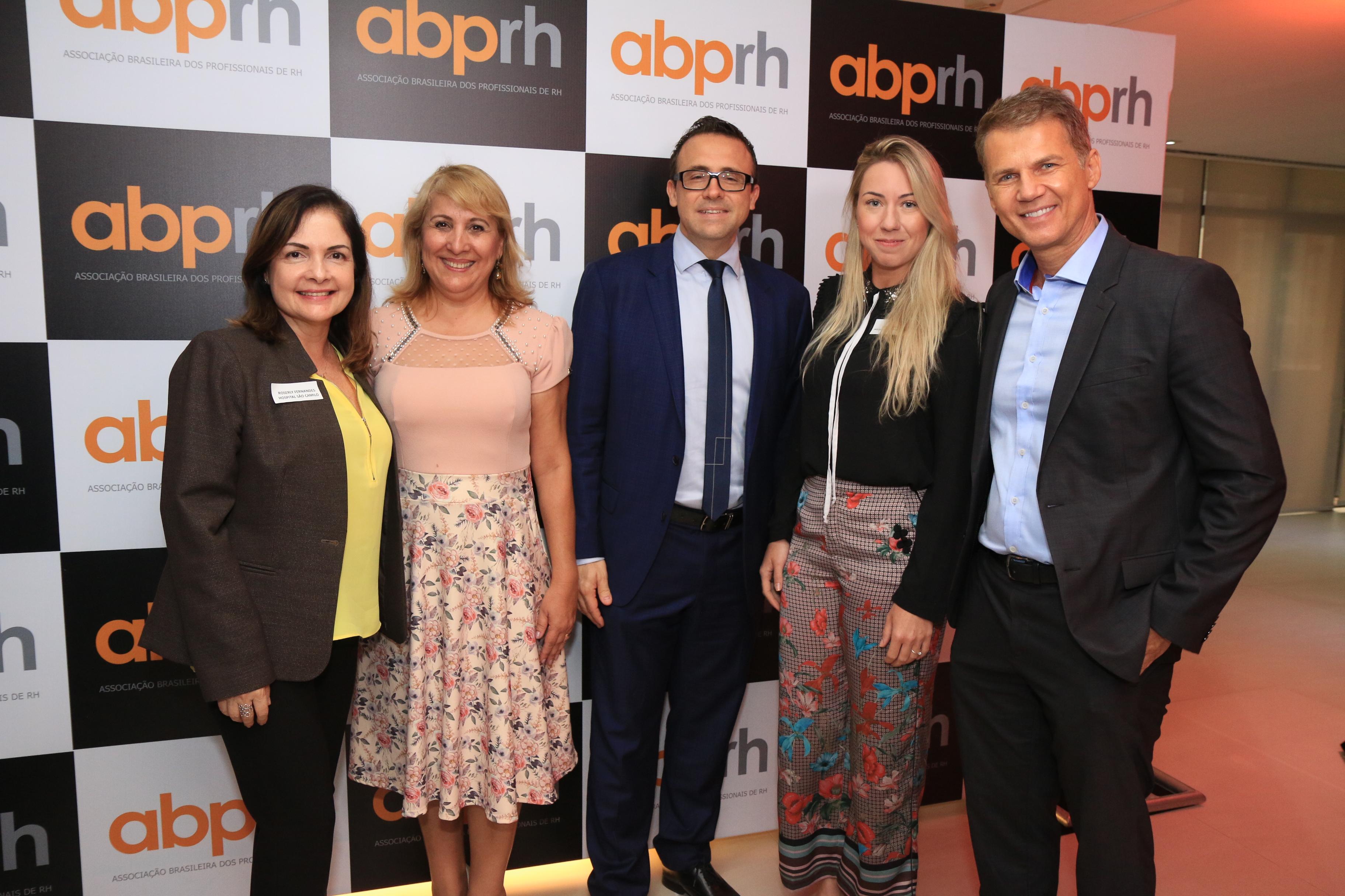 Lançamento da Marca ABPRH
