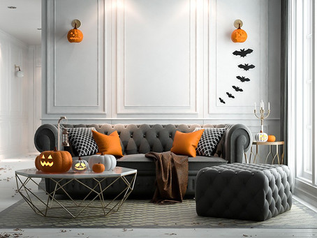 Idee spaventose per accogliere Halloween in casa… Ispiratevi!