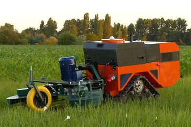 Avec ses robots autonomes, AgreenCulture veut encourager l'agro-écologie
