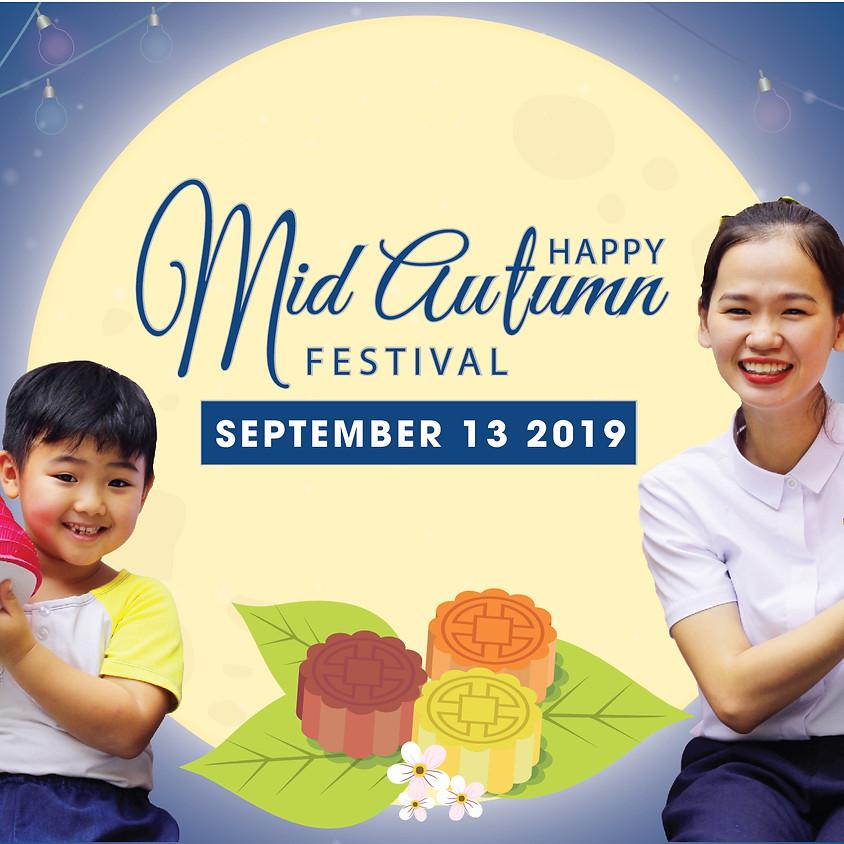 Happy Mid Autumn Festival 2019