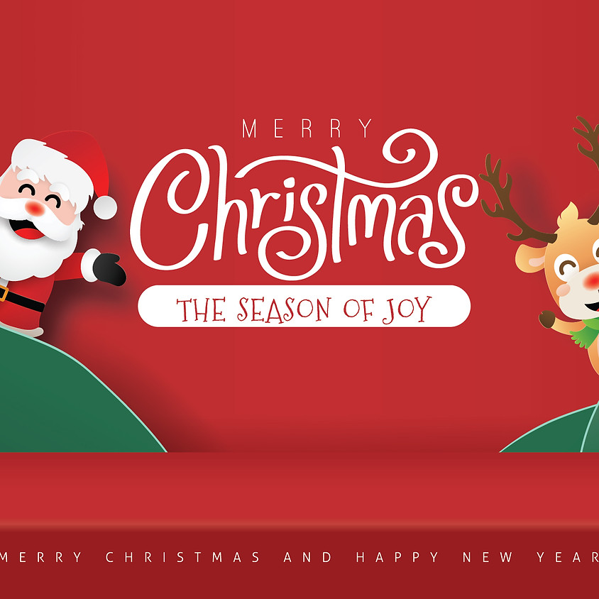 Kindy Town's Christmas Party - The Season of Joy