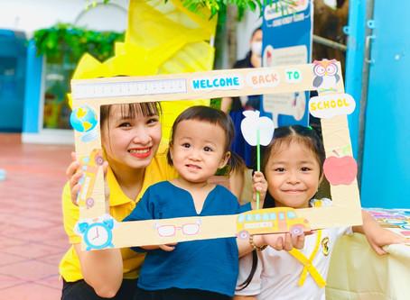 """""""Ngày Hội Đến Trường"""" năm học 2020 - 2021"""