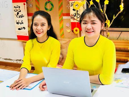 Họp Phụ huynh HKI năm học 2020 - 2021