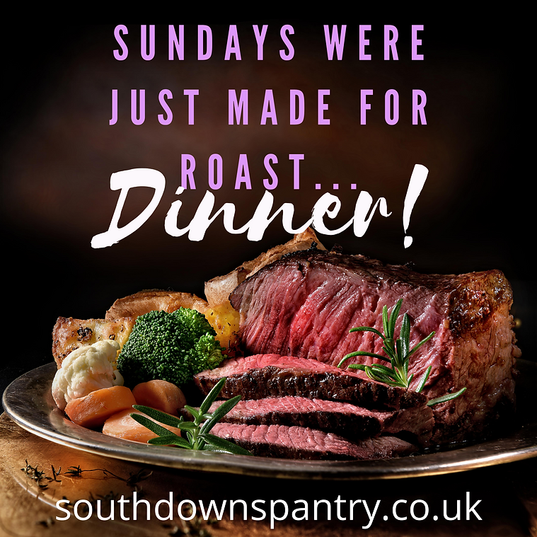 Sundays were just made for roast...Dinne