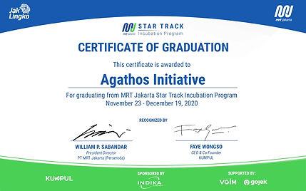 Agathos Initiative Start Up