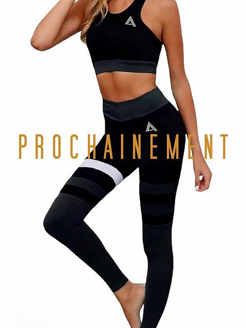 DE CHAMPVIGY Sportswear Women - Lettering Sports Bra