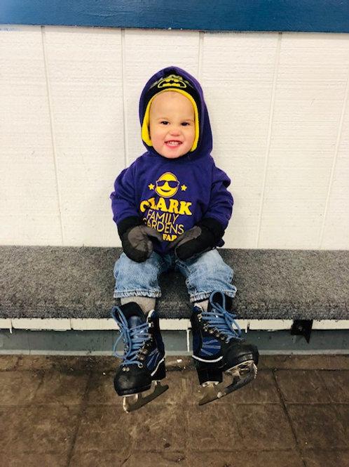 Toddler Hooded Sweatshirt