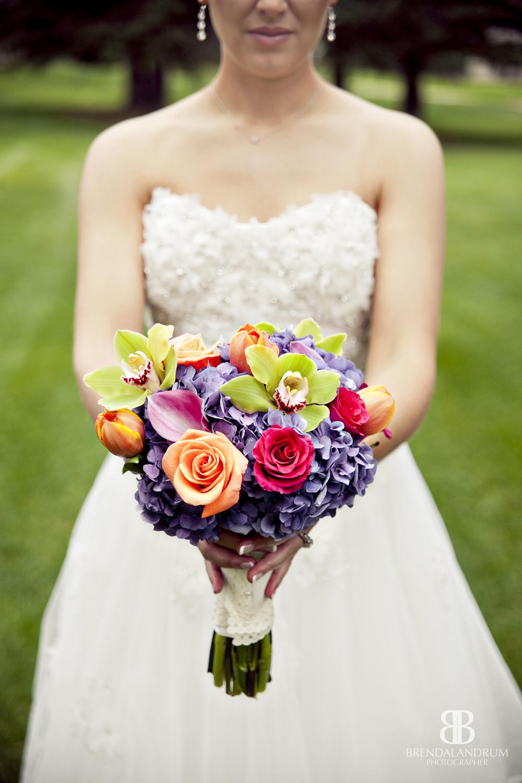 Bright and Fun Bouquet