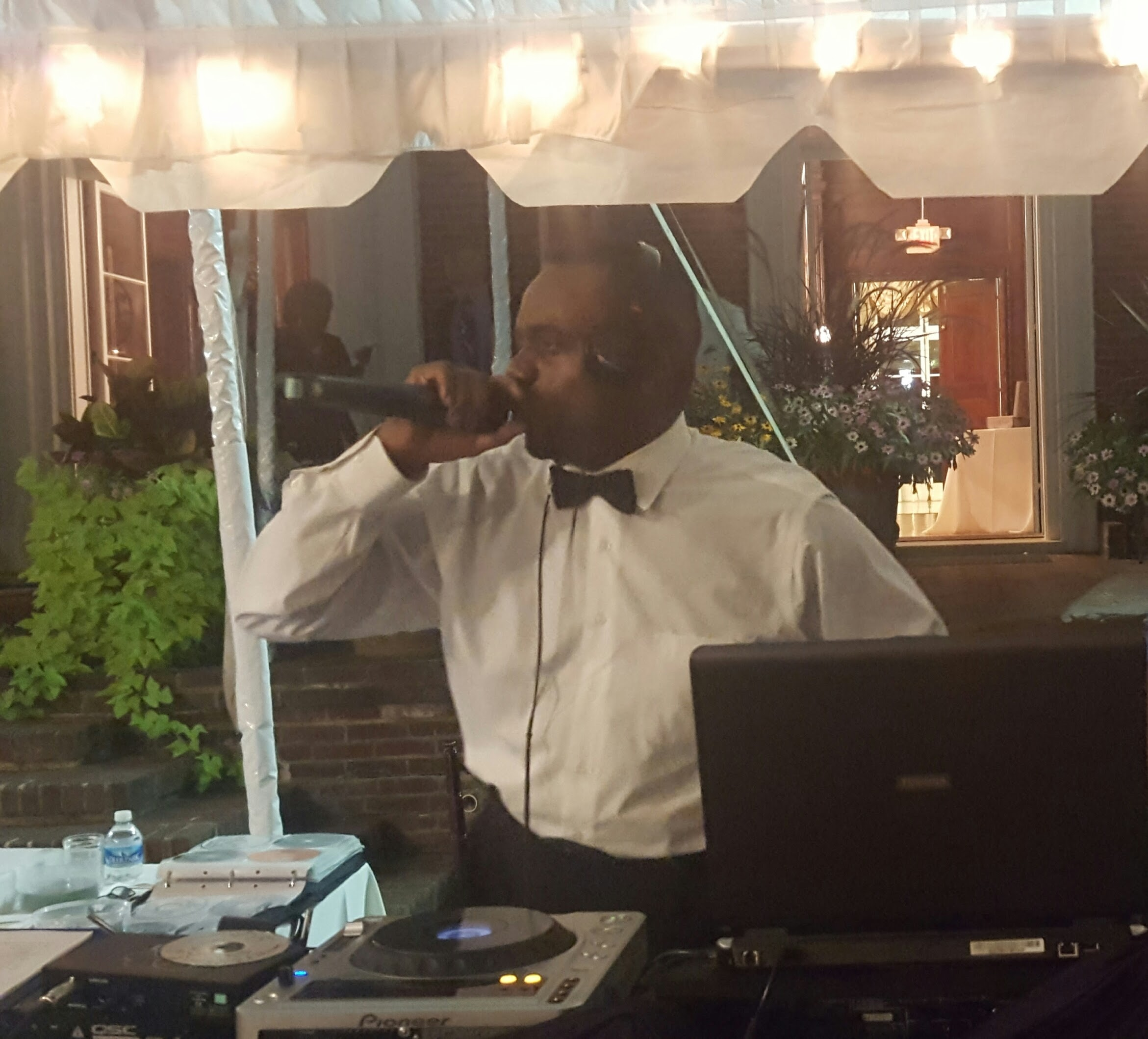 Wedding Reception MC & DJ