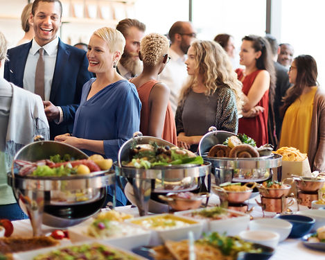 Canva - Food Brunch Cafe Catering Dining